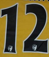 Equipamento alternativo de jogo do Marco Caneira, mangas compridas 2006