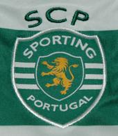 Camisola de jogo do Sporting Carriço contra o Benfica na Luz a 26 de Novembro de 2011
