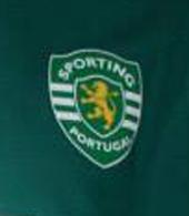 2007/08. Longsleeved Stromp jersey of the ninja Derlei, League Cup Sporting Clube de Portugal