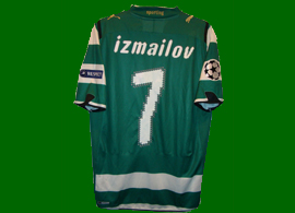 Sporting Clube Portugal Izmailov Champions League