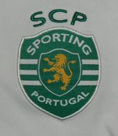 Sporting 2011/12. Equipamento alternativo branco do Izmailov