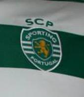 2012/13. League Cup match worn jersey of Jeffren, Sporting Lisbon