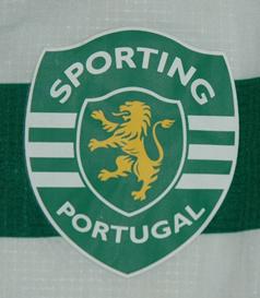 Camisola de jogo do João Alves Puma Sporting