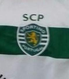 camisola de jogo usada pelo Levezinho