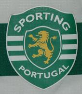 Sporting Lisbon match worn jersey Liedson 06 07