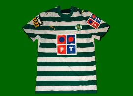 camisola do Marco Caneira contra o Paços de Ferreira 16 de Setembro de 2006, o jogo da mão de Ronny