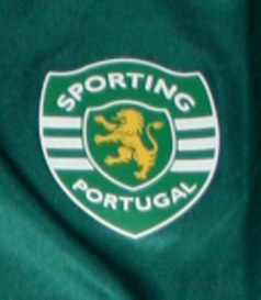 2006/2007. Equipamento alternativo Stromp do Nani, taça de Portugal