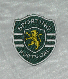 Sporting 2008 2009 Fake Thai football jersey Pereirinha
