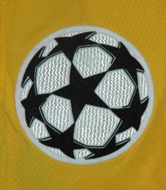 2006/07. Away Anderson Polga Sporting Lisbon Champions League match worn shirt