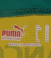 Sporting Lisbon Third kit match worn by Polga, long sleeves 2006