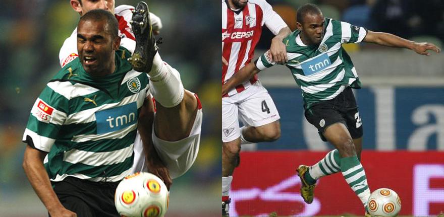 Pongolle no Sporting - Leixões, 9 de Janeiro de 2010, 15ª jornada