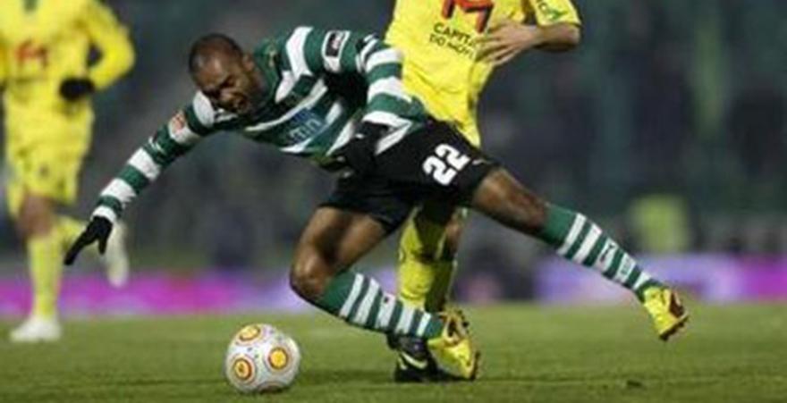 Pongolle no Paços de Ferreira - Sporting, 12 de Fevereiro de 2010, 19ª jornada
