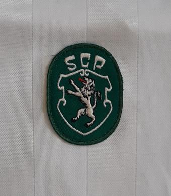 1981/82. Camisola Puma. Isto não é uma camisola do Sporting