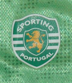 camisola de jogo de Ricardo guarda-redes do Sporting