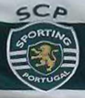 Sporting Lisbon Ricky van Wolfswinkel player issue 2011 12