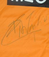 2012/2013. Camisola cor de laranja de guarda redes do Rui Patrício de jogo