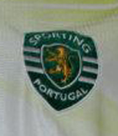 Match worn jersey of Portugal goal keeper Rui Patricio Sporting Lisbon