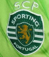 Camisola de guarda-redes do Sporting Rui Patricio