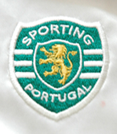 Camisola alternativa Sporting Clube de Portugal 2008 2009