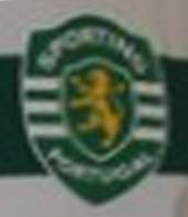 camisola de jogo do Sporting Custódio 2006/07