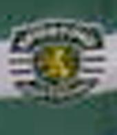 Sporting Lisbon symbol crest home shirt