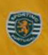 Sporting Lisbon away 2006 2007 Cup shirt Portugal
