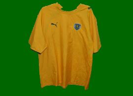 Sporting Lisbon away 2006 2007 shirt
