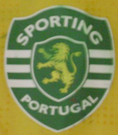 Sporting Portugal 2006 2007 away jersey