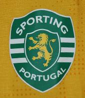 Sporting Lisboa away shirt 2006 Taça de Portugal
