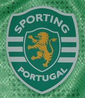 Sporting Lissabon torwart trikot 2006 2007 Portugal