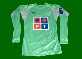 Sporting Lissabon torwart trikot 2006 2007