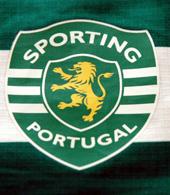 camisa do Sporting Portugal Lisboa