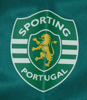 Camisola alternativa Sporting Puma 2006 2007 símbolo