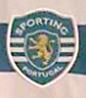 Camisa Sporting Lisboa jogo Abel 2007 2008