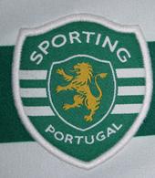 Camisola do Sporting Liga Sagres João Moutinho 2007/08