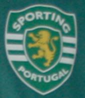 Camisola Sporting de jogo Taça da Liga Ronny 2007 2008