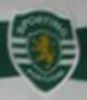 Sporting Lisbon match worn Champions League Tonel 2007 2008