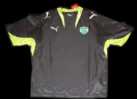 Sporting Portugal maillot 2007 2008 Puma