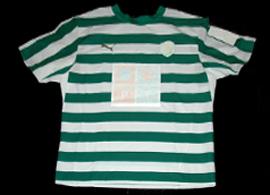 training shirt Sporting soccer school academy