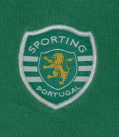 top criança camisola de passeio Sporting Lisbon Portugal