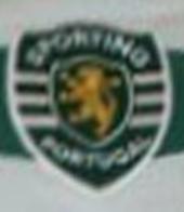 Camisa do SCP de jogo Liga dos Campeões Liedson 2008/09