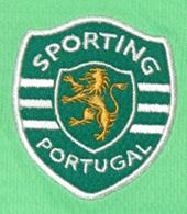 Spielertrikot Sporting Lissabon Caicedo 2009 2010
