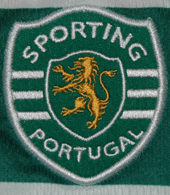 Sporting Lisbon home shirt 2009 2010