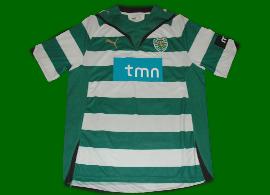 Sporting Lisbon home shirt Joao Moutinho official shop
