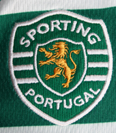 Camiseta Sporting Portugal Moutinho 09/10