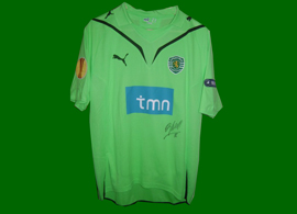 match worn by Leandro Grimi Argentina Sporting