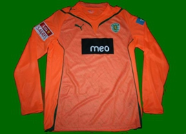 Sporting Lisboa official shop replica goalkeeper shirt kit