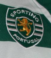 Sporting Europe Cup Matias Fernandez Puma camisola de campo