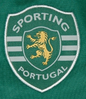 Camisola do Sporting Stromp Pongolle USA 2010