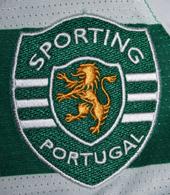 Camisola Sporting Liga Europa Vukcevic